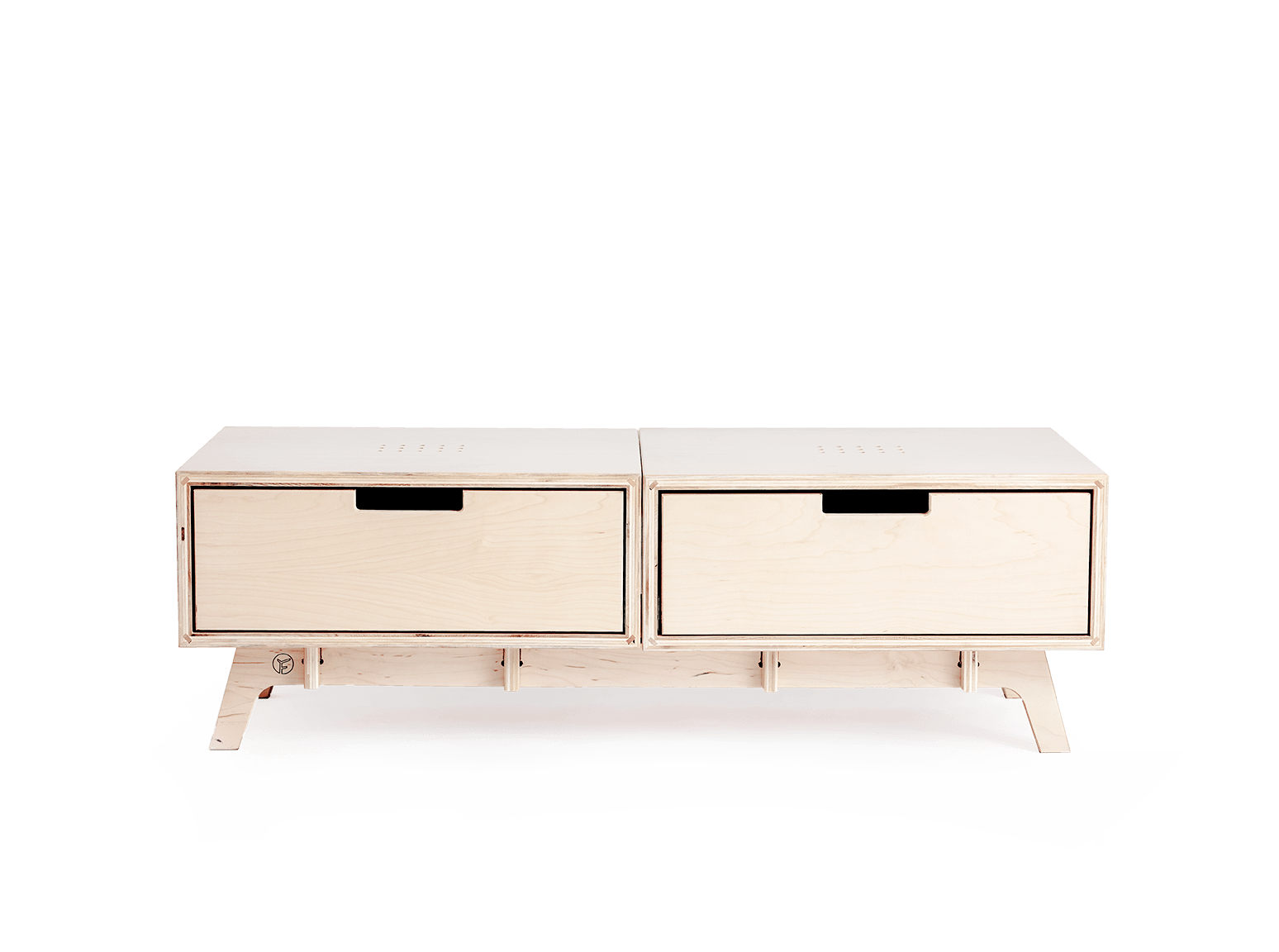 Pleasant Base Duo Modular Dailytribune Chair Design For Home Dailytribuneorg